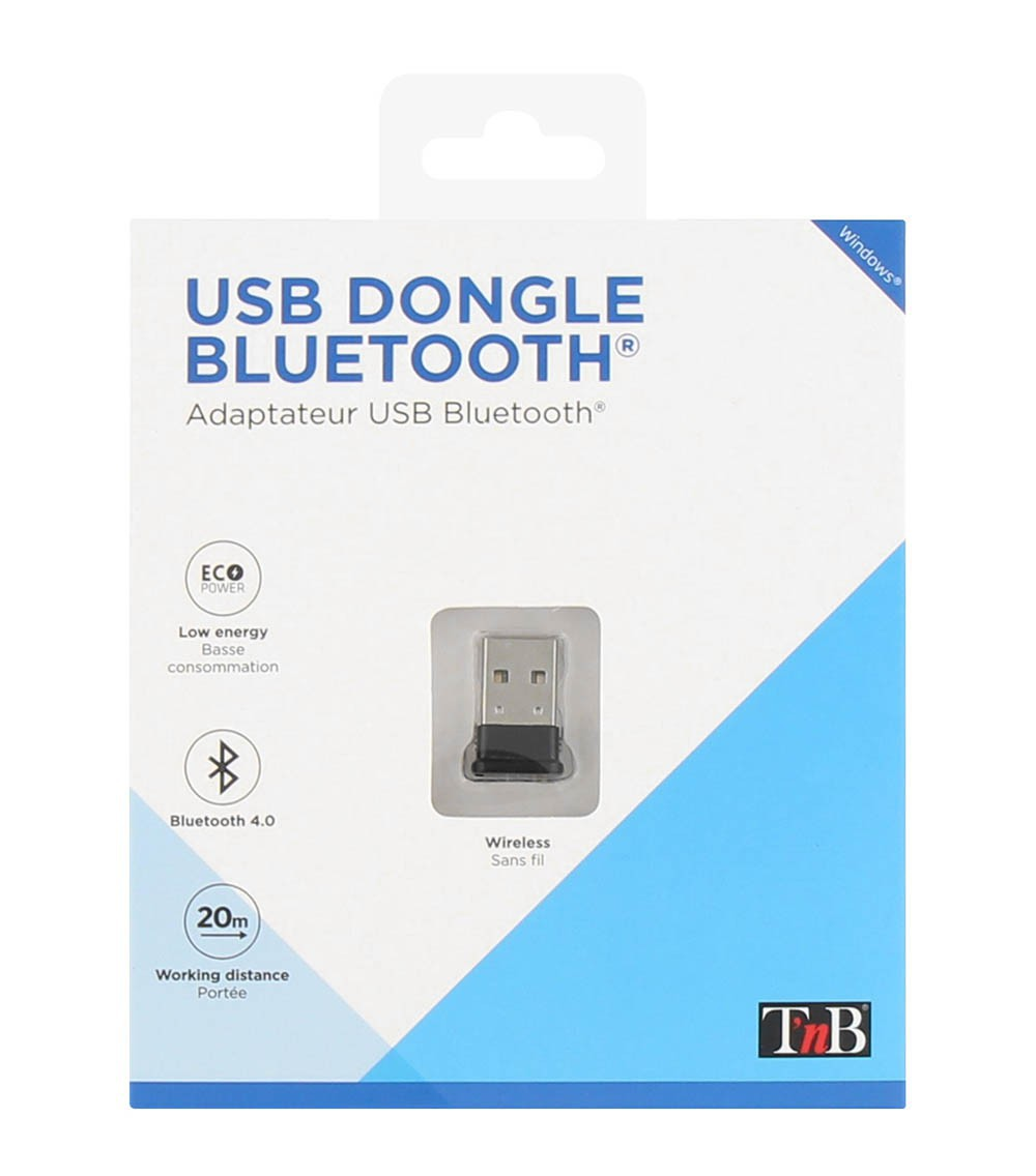 DONGLE USB BLUETOOTH 4.0 CLASS