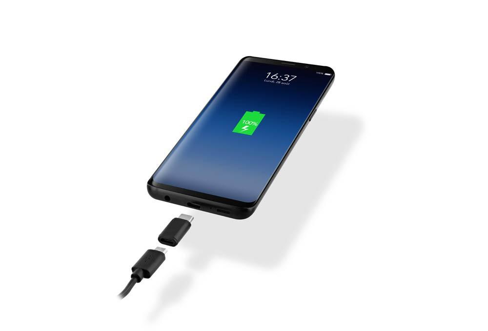 ADAPTATEUR MICRO USB/USB-C