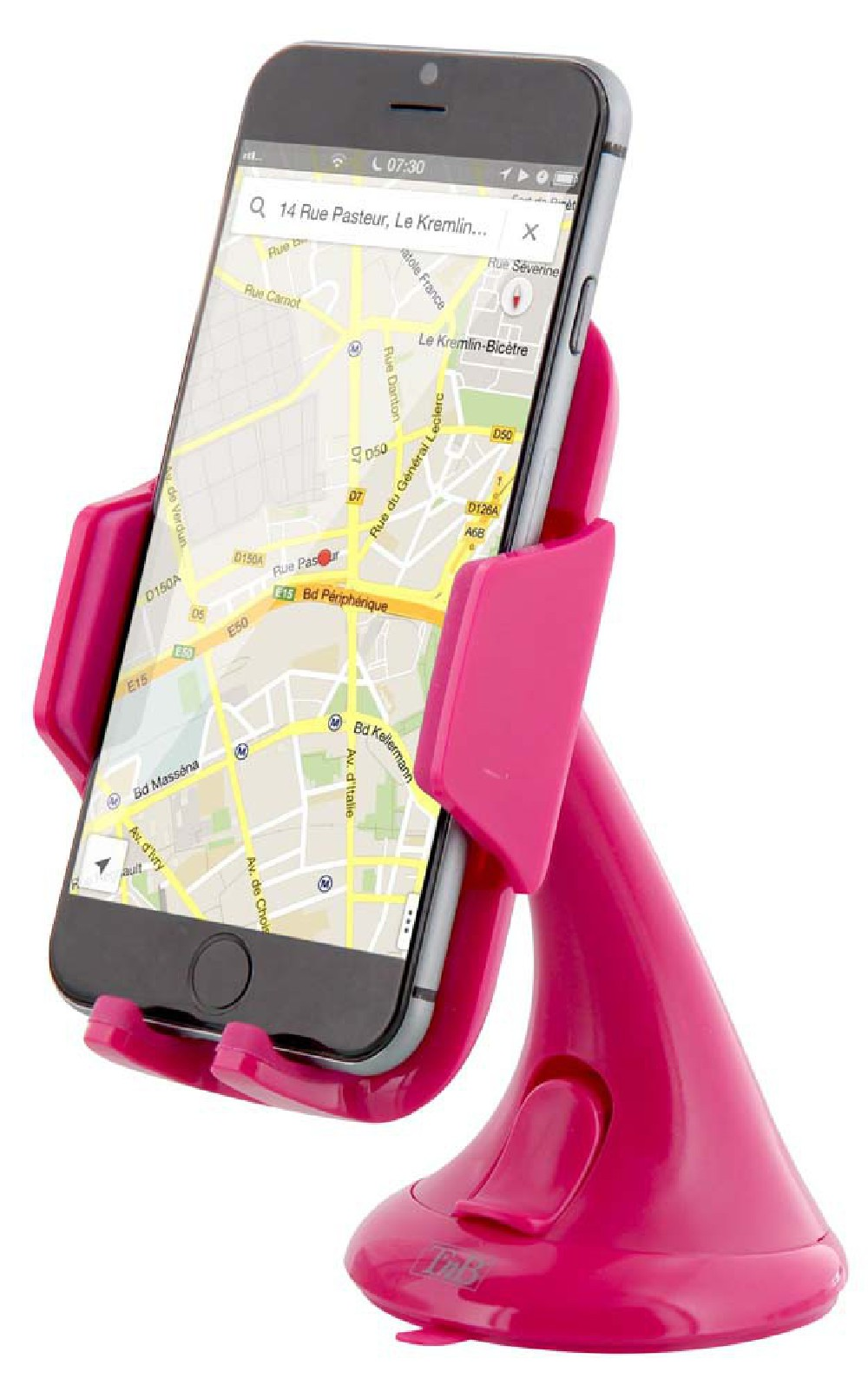 PINK WINDSCREEN SUCTION SUPPORT