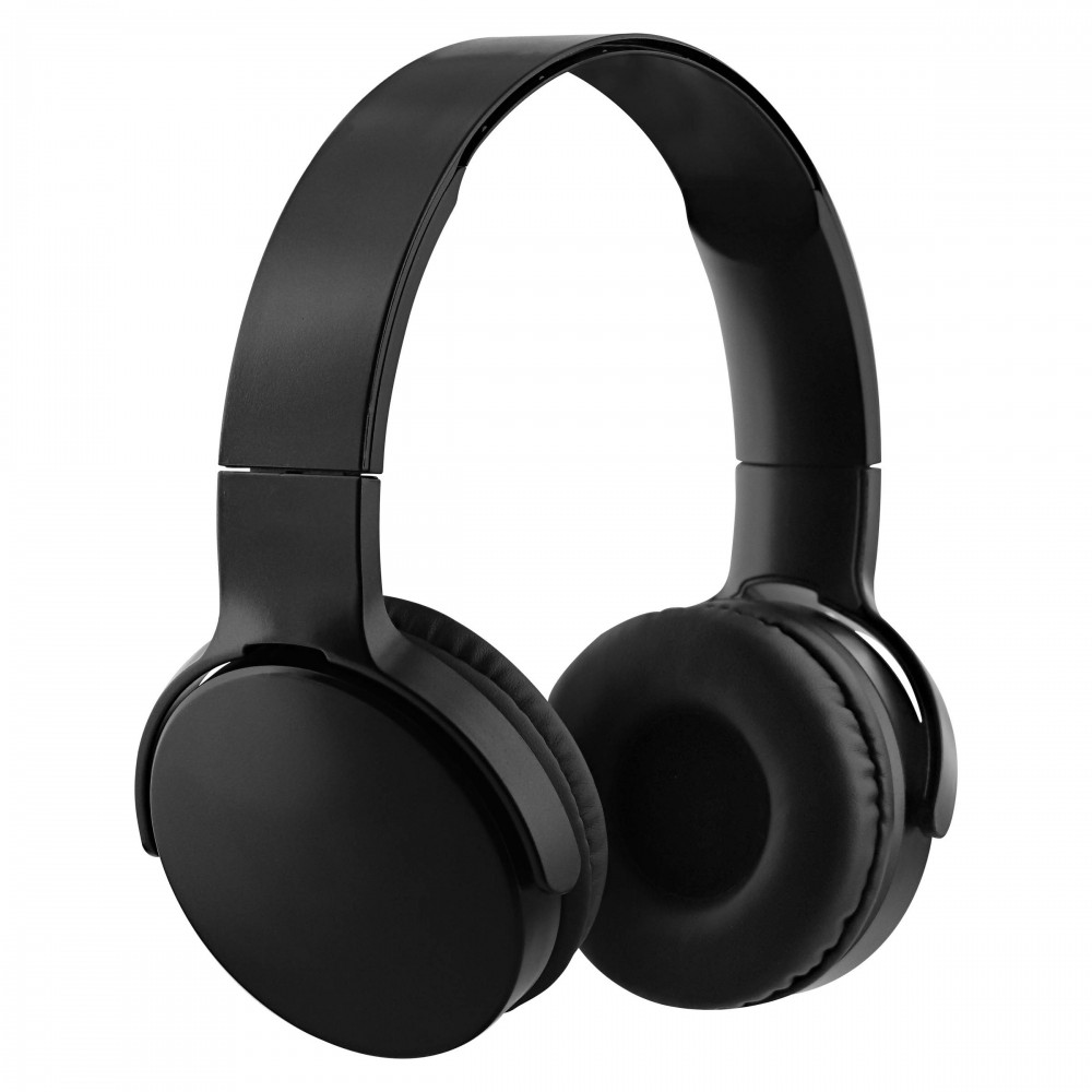 SINGLE BLACK BLUETOOTH HEADSET
