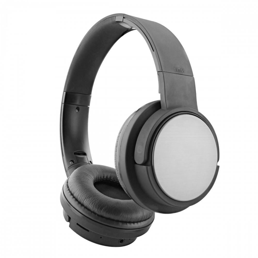 SHINE BLACK BLUETOOTH HEADPHONES