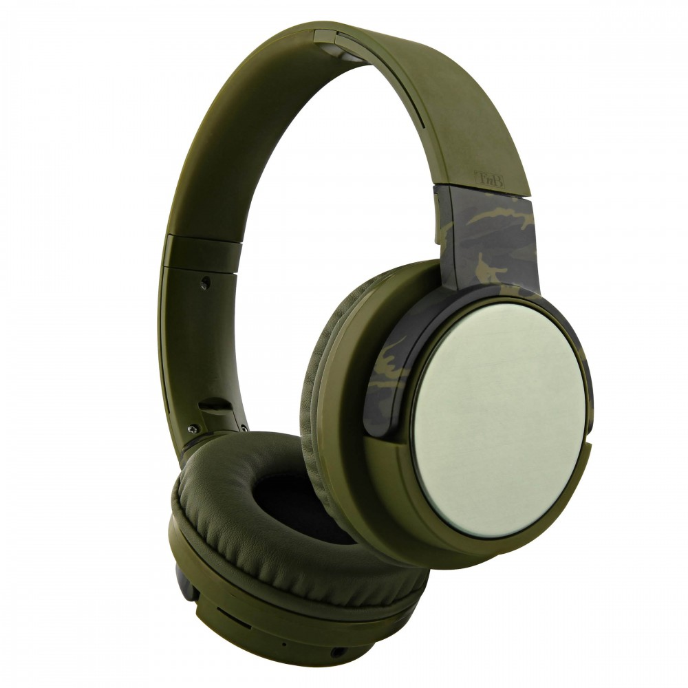 CASQUE BLUETOOTH SHINE CAMO