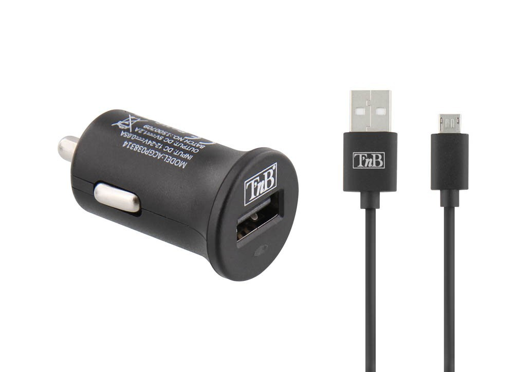 PACK CHARGEUR VOITURE TEL.