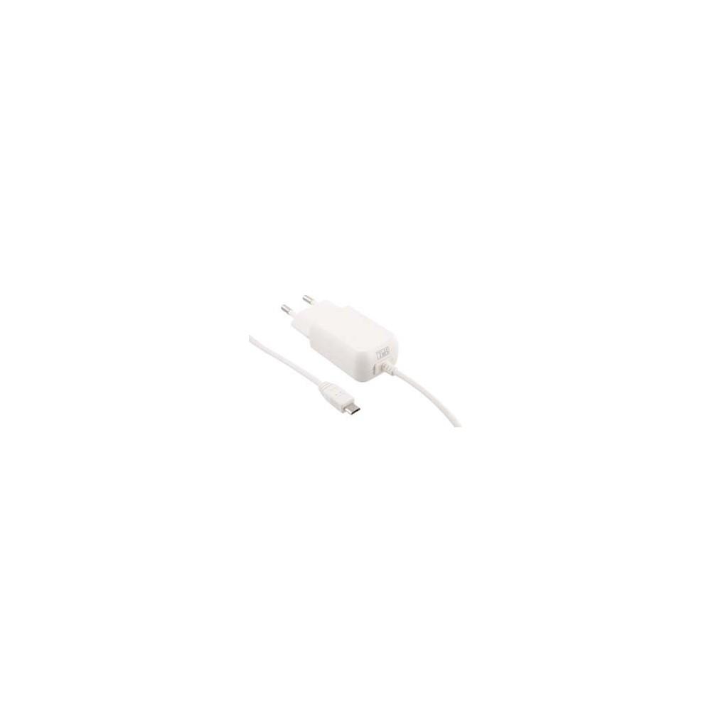 CHARGEUR SECTEUR MICRO USB 1A