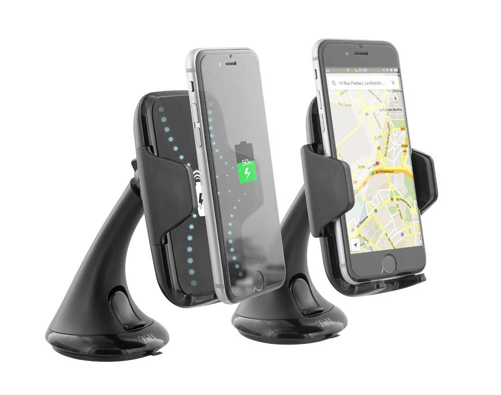 CHARGEUR INDUCTION 5W-VENTOUSE