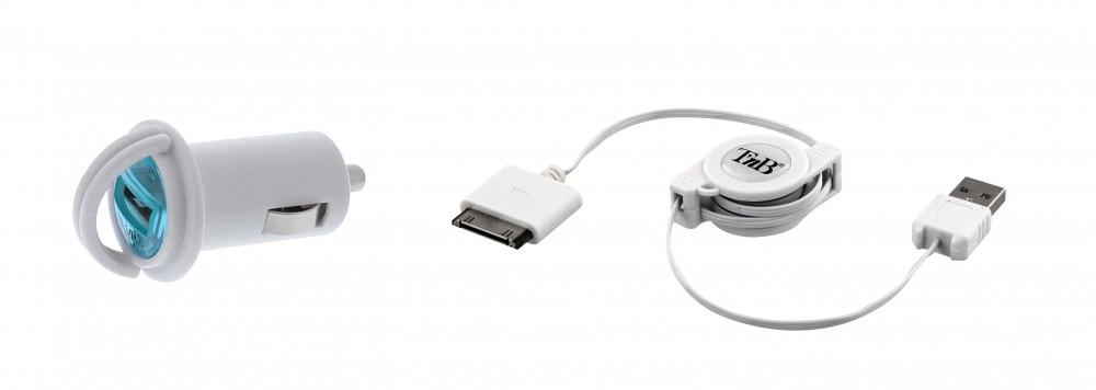 CHARGEUR ALLUME-CIGAR USB