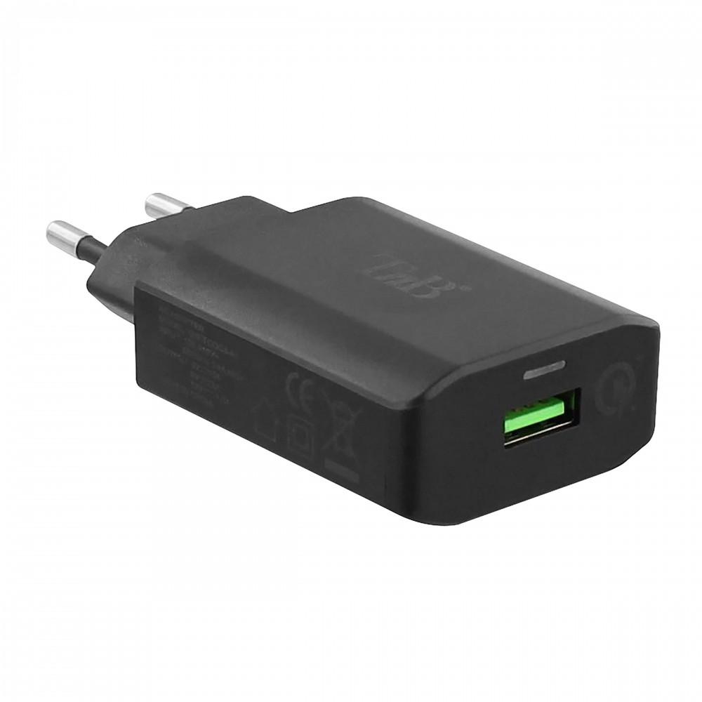 CHARGEUR USB QC 3.0