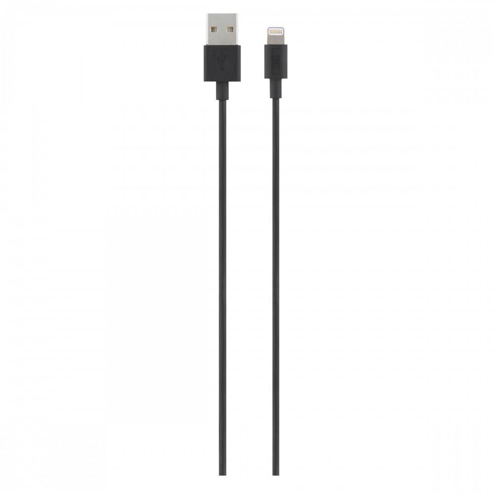 CABLE LIGHTNING/USB 1M NOIR