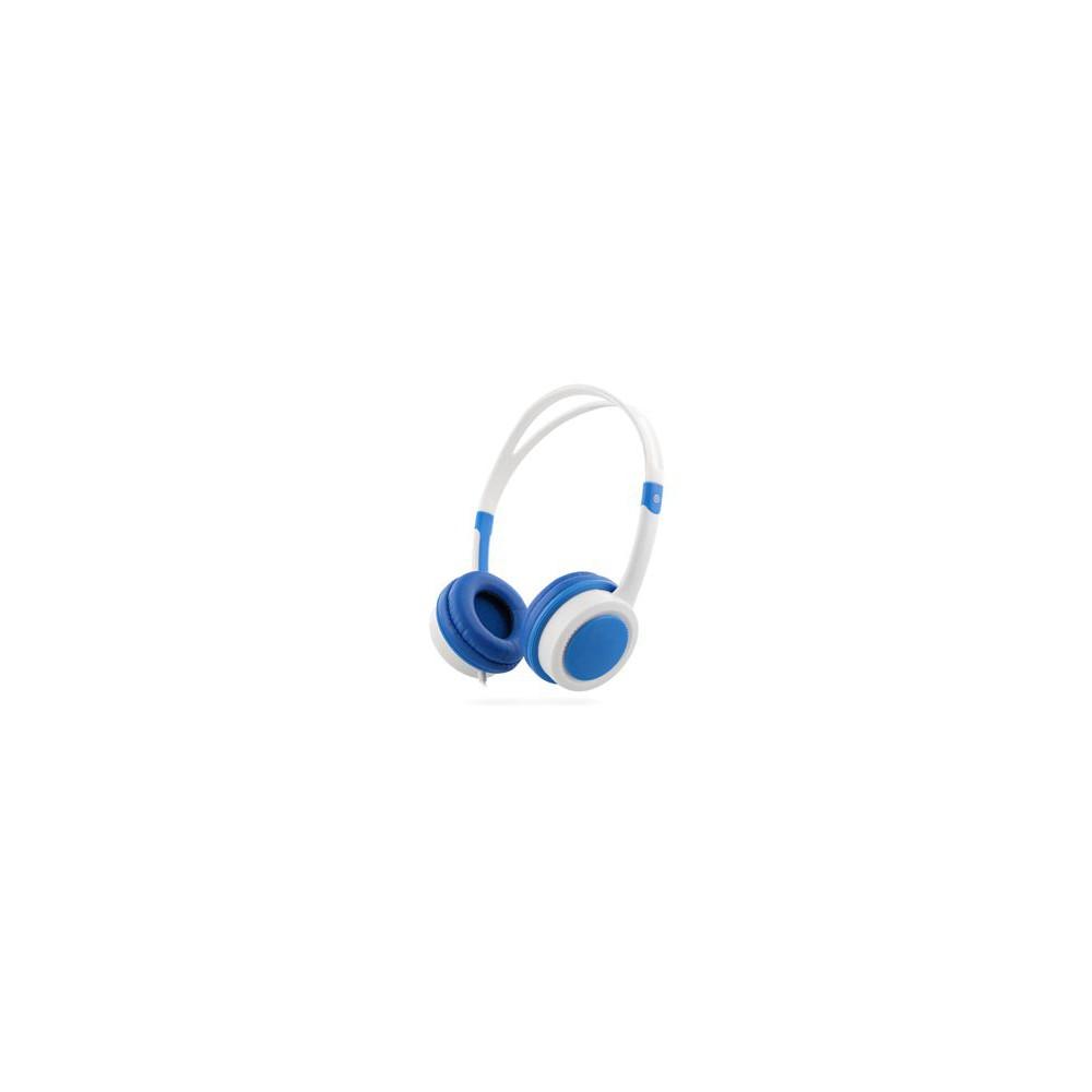 BLUE STEREO HEADPHONE FOR KIDS - 85 DB