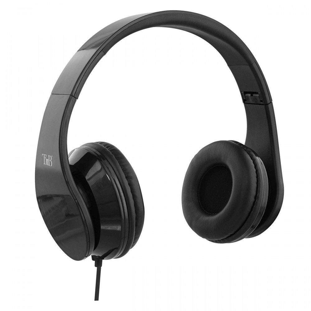 STREAM HEADPHONE - BLACK