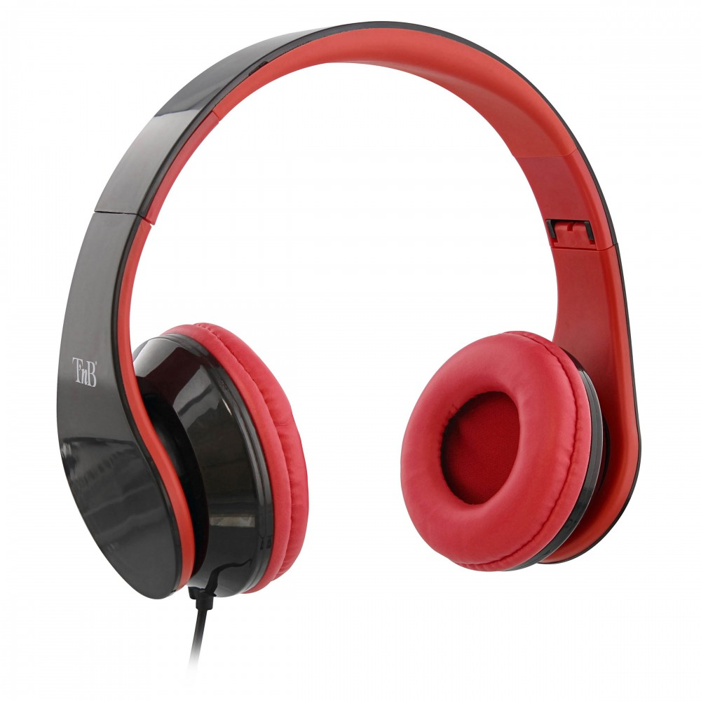 CASQUE STREAM - ROUGE