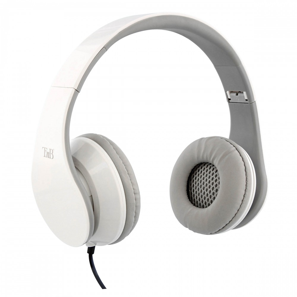 CASQUE STREAM - BLANC