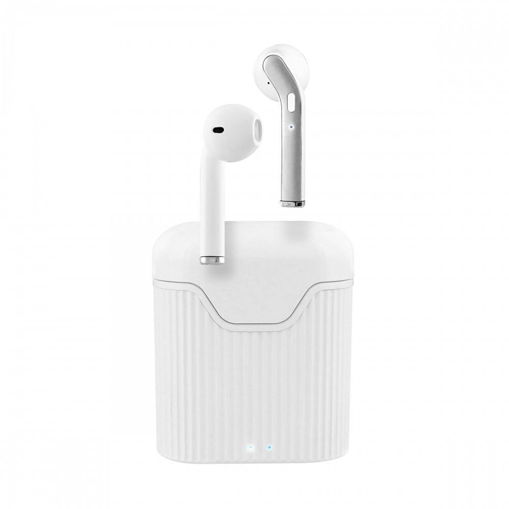TWS EARPHONE - FEAT -WHITE