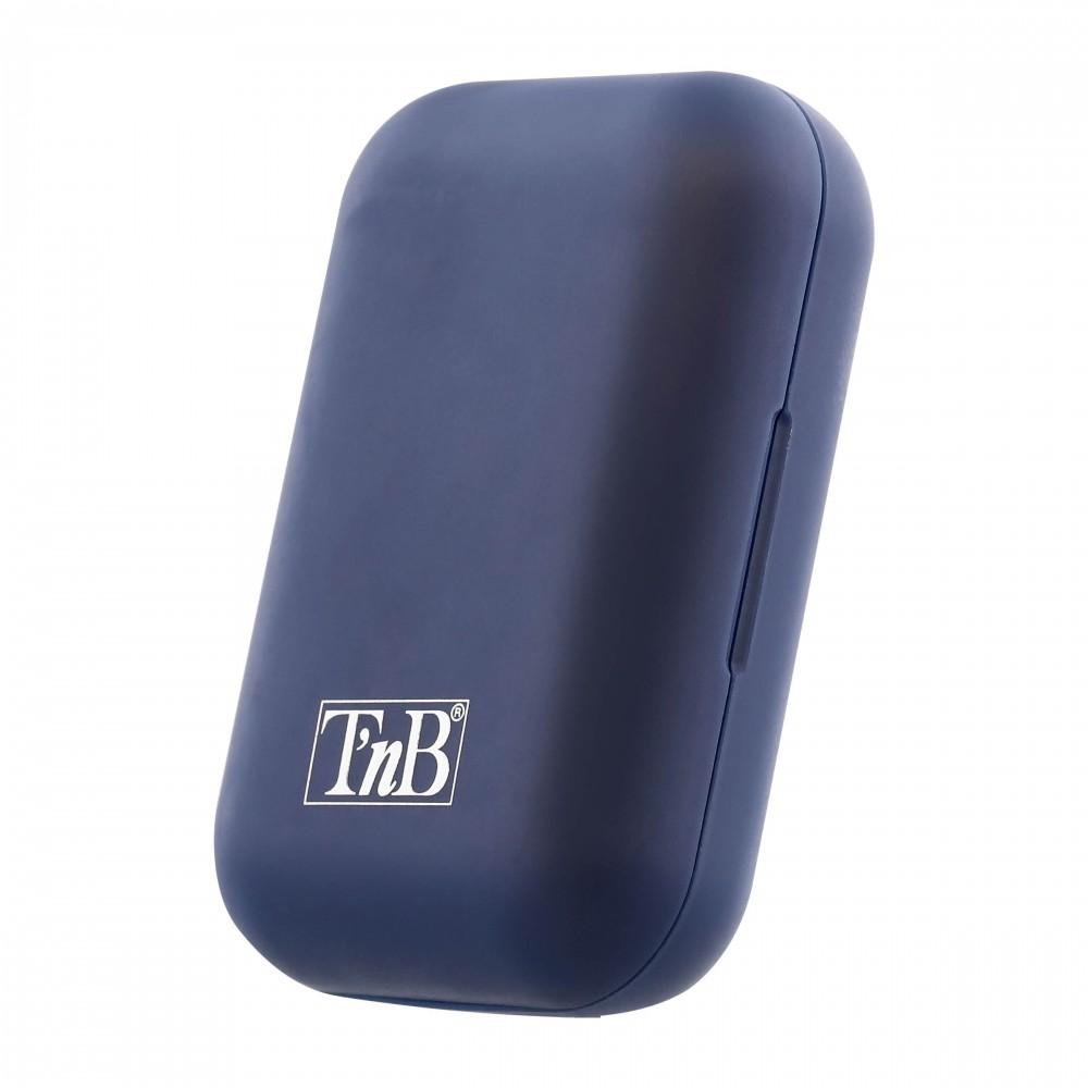 BLUE SHINY TWS EARPHONES