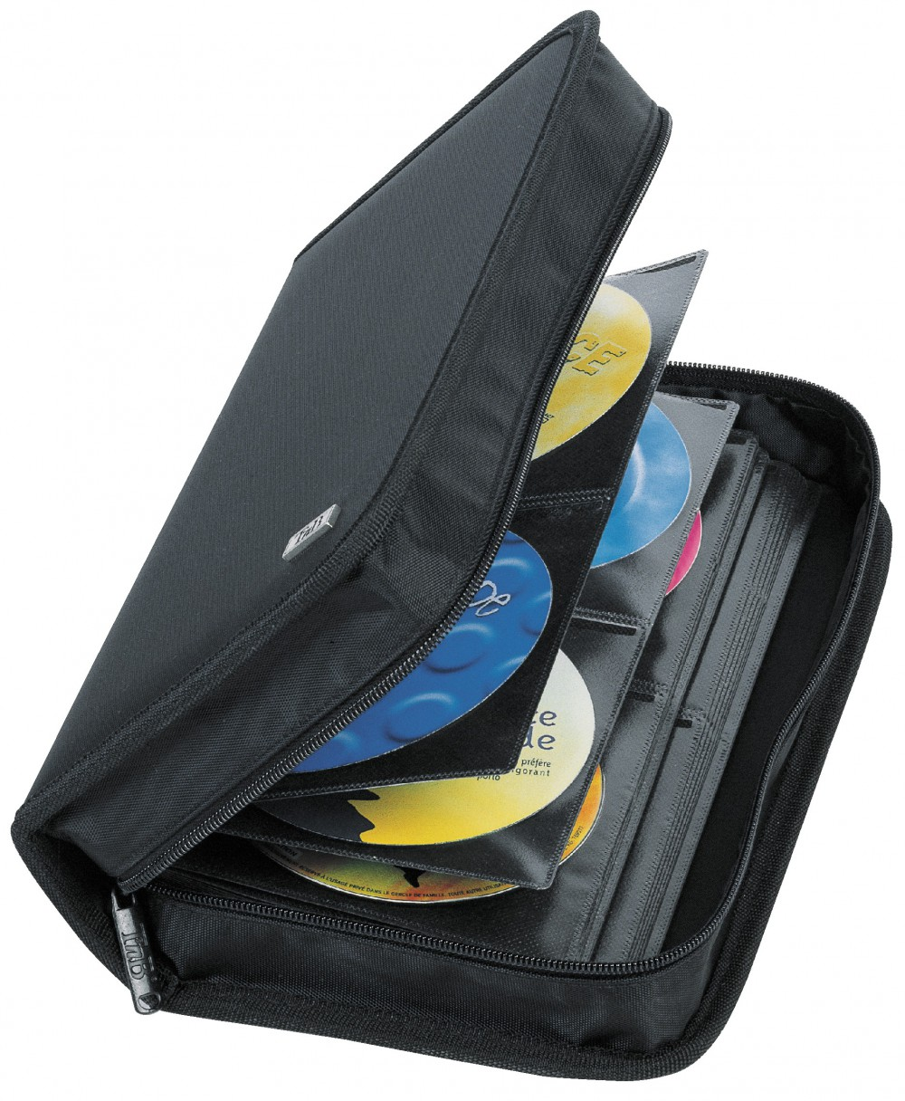 EXPERT-BLCK CD CASE FOR 96 CDs