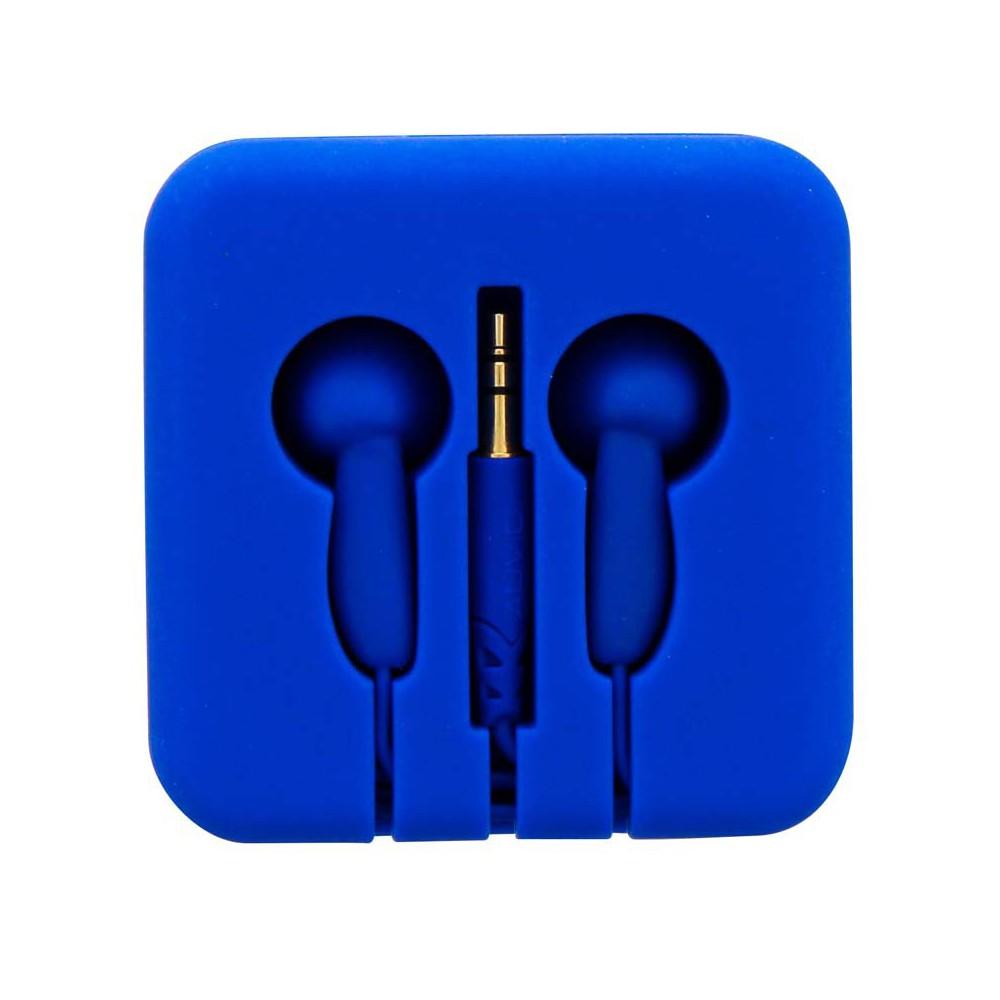 POCKET BLUE BUD EARPHONES