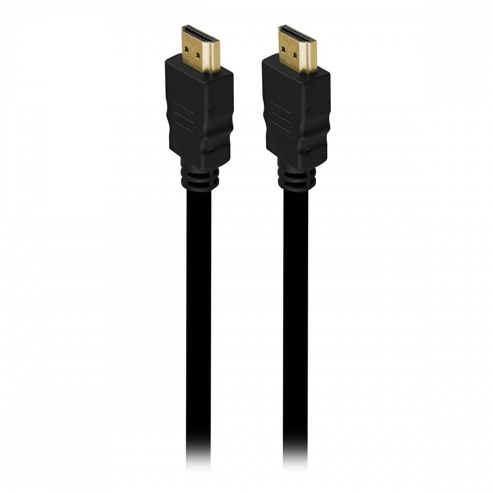 CABLE HDMI MALE/MALE 1M80