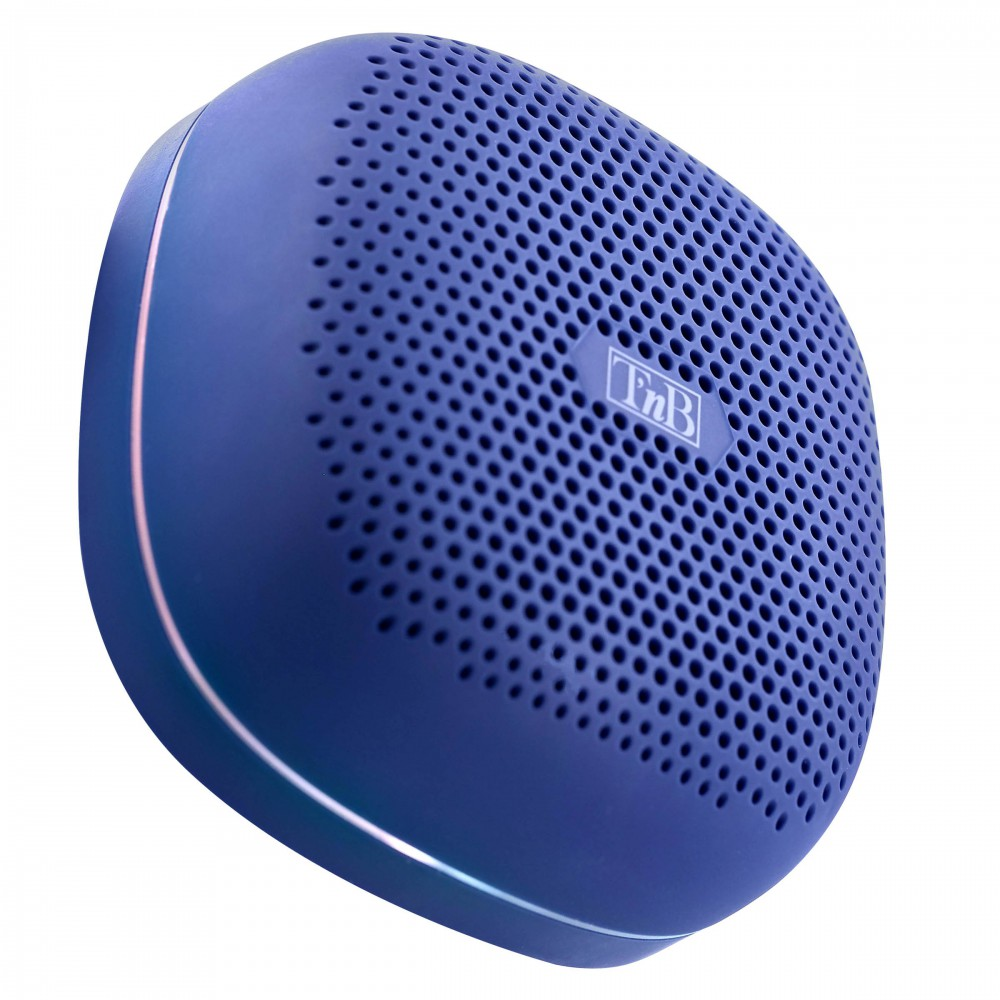 BLUE REC LED V2 5W SPEAKER