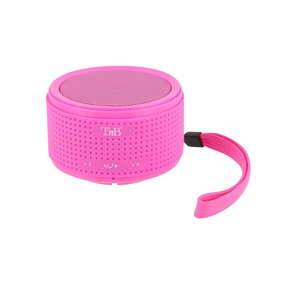 ENCEINTE BLUETOOTH REMIX ROSE