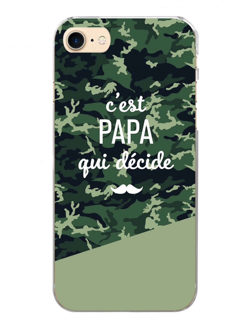 COQUE IPHONE 8/7 CAMO