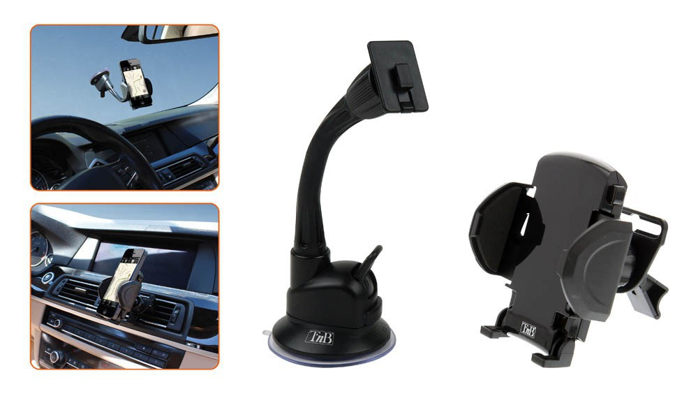2IN1 CAR MOUNT PACK
