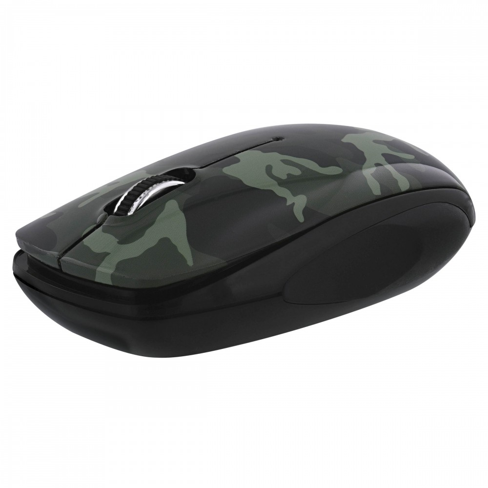 WIRELESS EXCLUSIV MOUSE CAMO