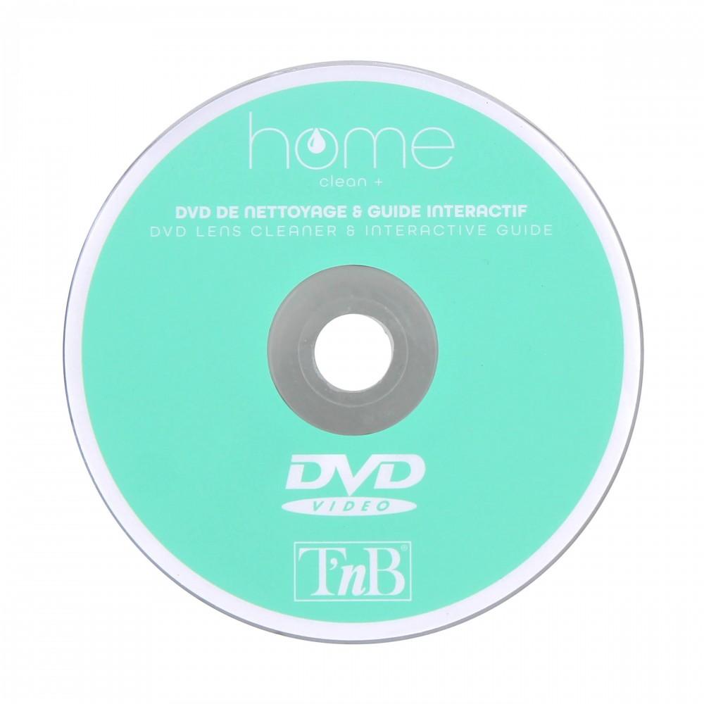 DISQUE NETTOYAGE LECTEUR DVD