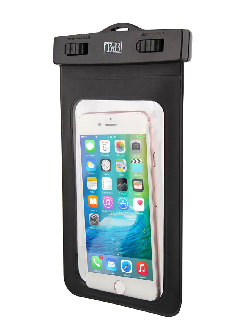 WATERPROOF CASE FOR SMARTPHONE