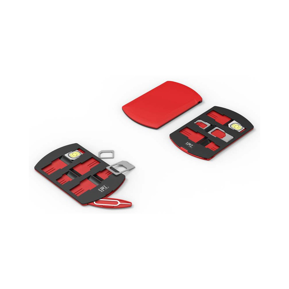 SIM CARD ADAPTER KIT+STORAGE BOX