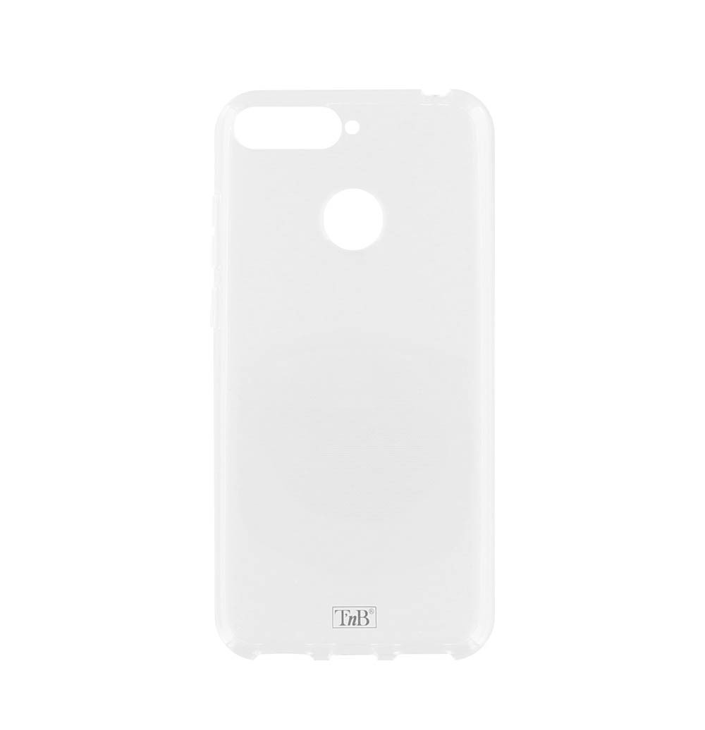 SOFT CASE TRANSPARENT FOR HUAWEI Y6