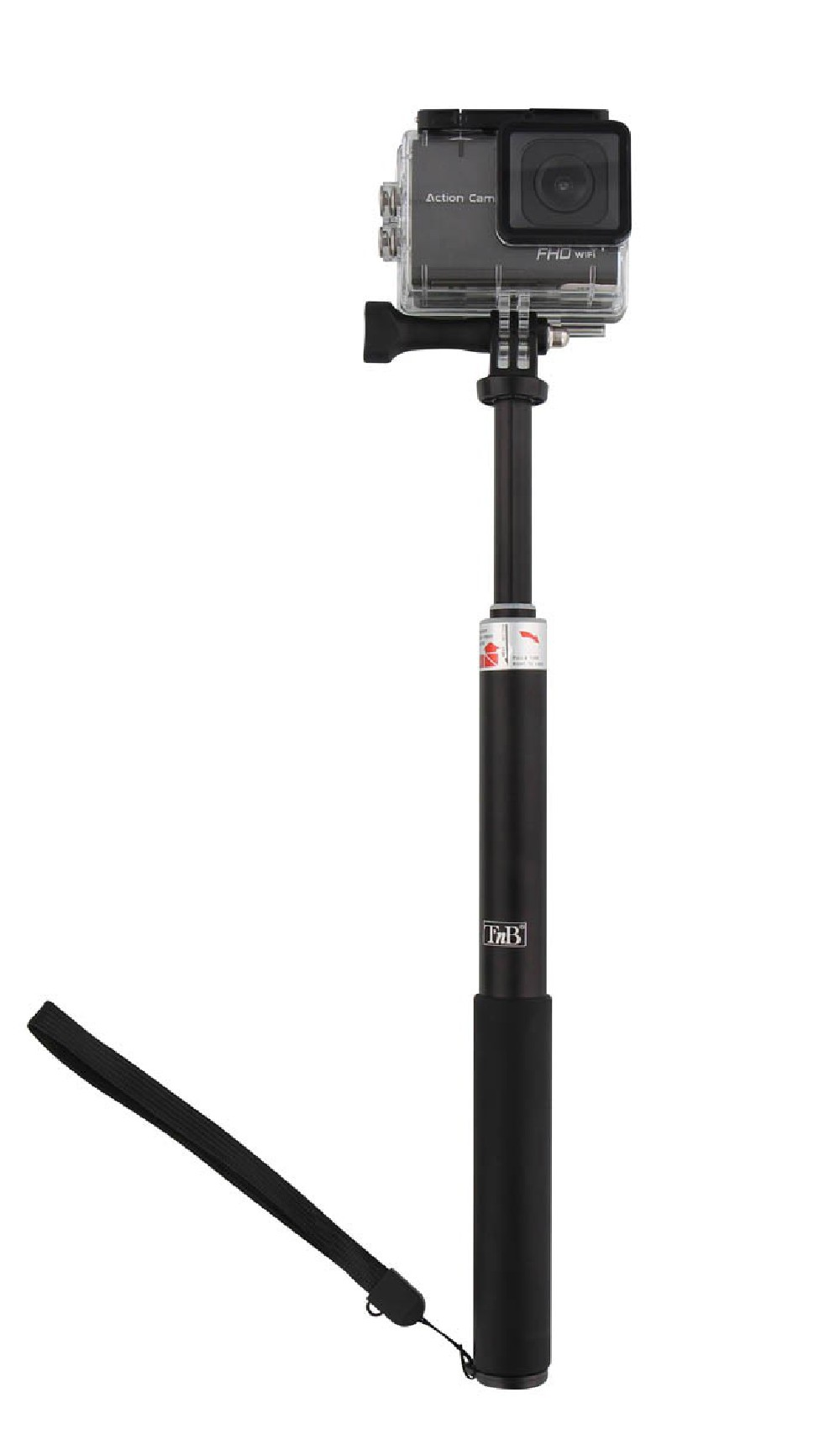 BLACK MONOPOD FOR CAMERA