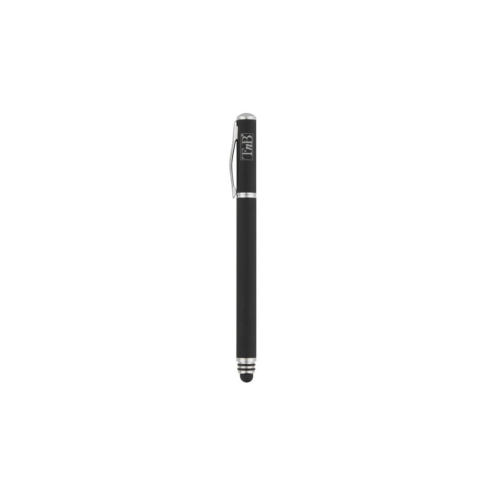2 IN 1 STYLUS - FIRST BLACK