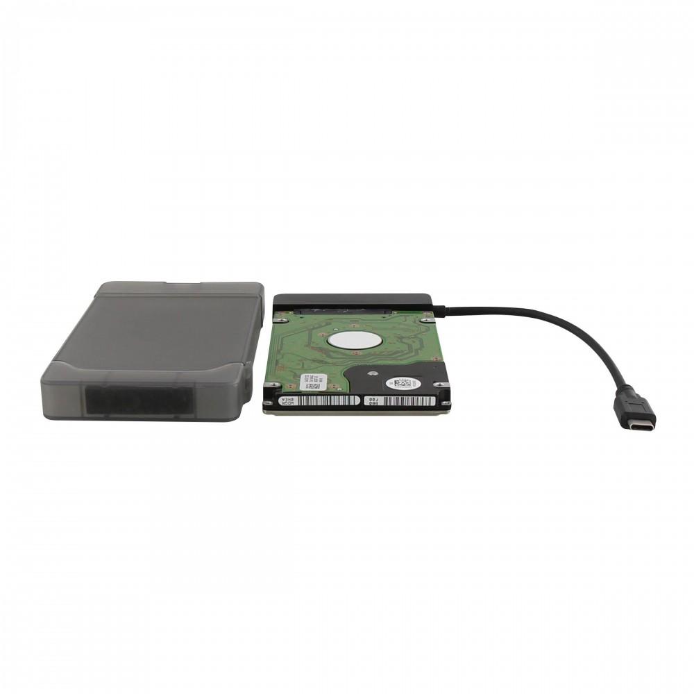 """USB-C HARD DISK CASE 2.5"""""""