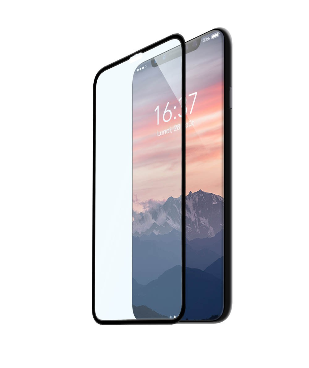FULL TEMPERED GLASS PROTECTION-IPHONE X