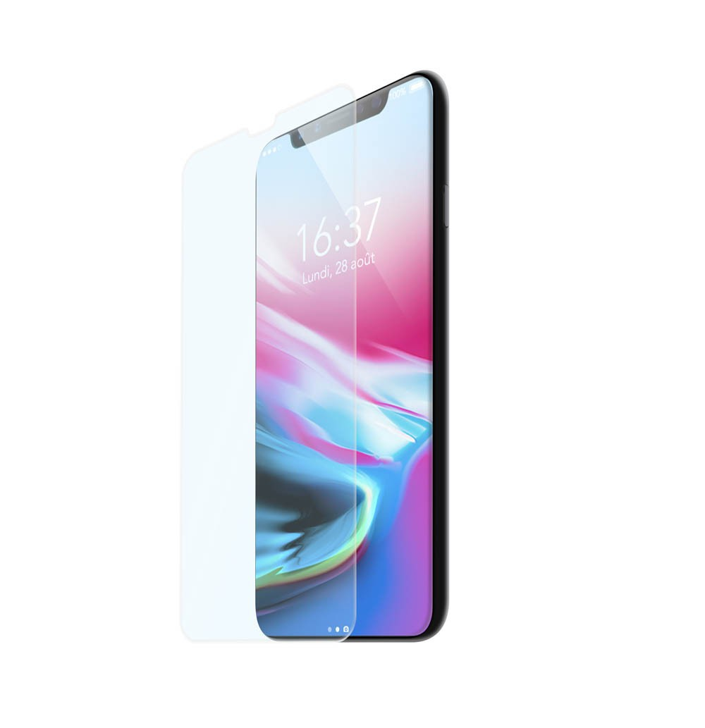 PROTEC VERRE IPHONE XS MAX