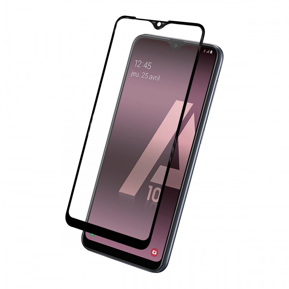 FULL TEMPERED GLASS PROTECTION FOR SAMSUNG A10