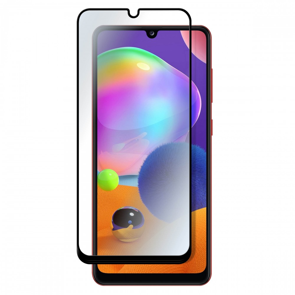FULL TEMPERED GLASS PROTECTION FOR SAMSUNG A31