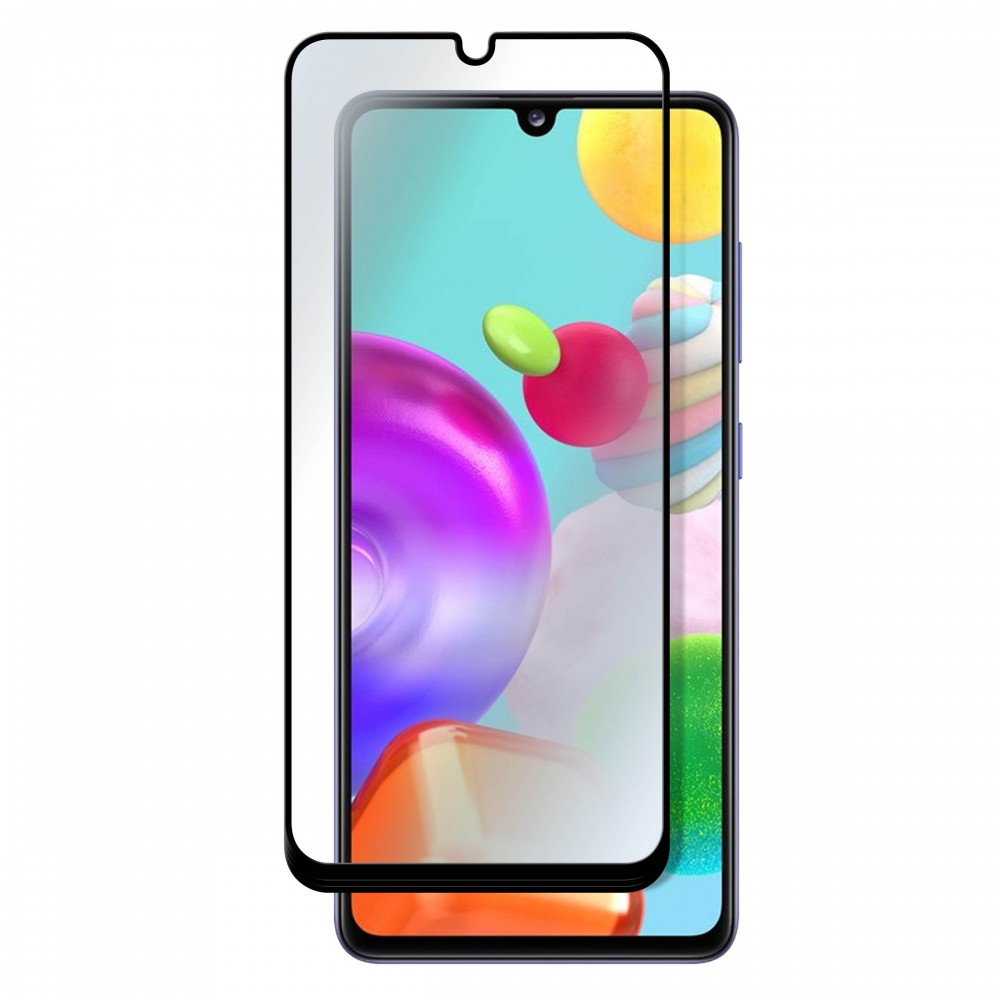FULL TEMPERED GLASS PROTECTION FOR SAMSUNG A41