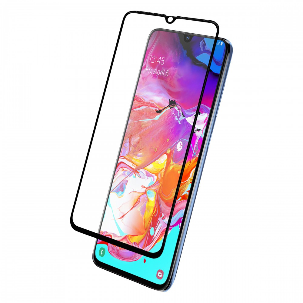 FULL TEMPERED GLASS PROTECTION FOR SAMSUNG A71 / NOTE 10 LITE