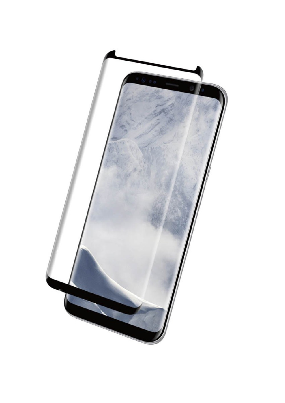 CURVED TEMPERED GLASS PROTECTION FOR SAMSUNG S8