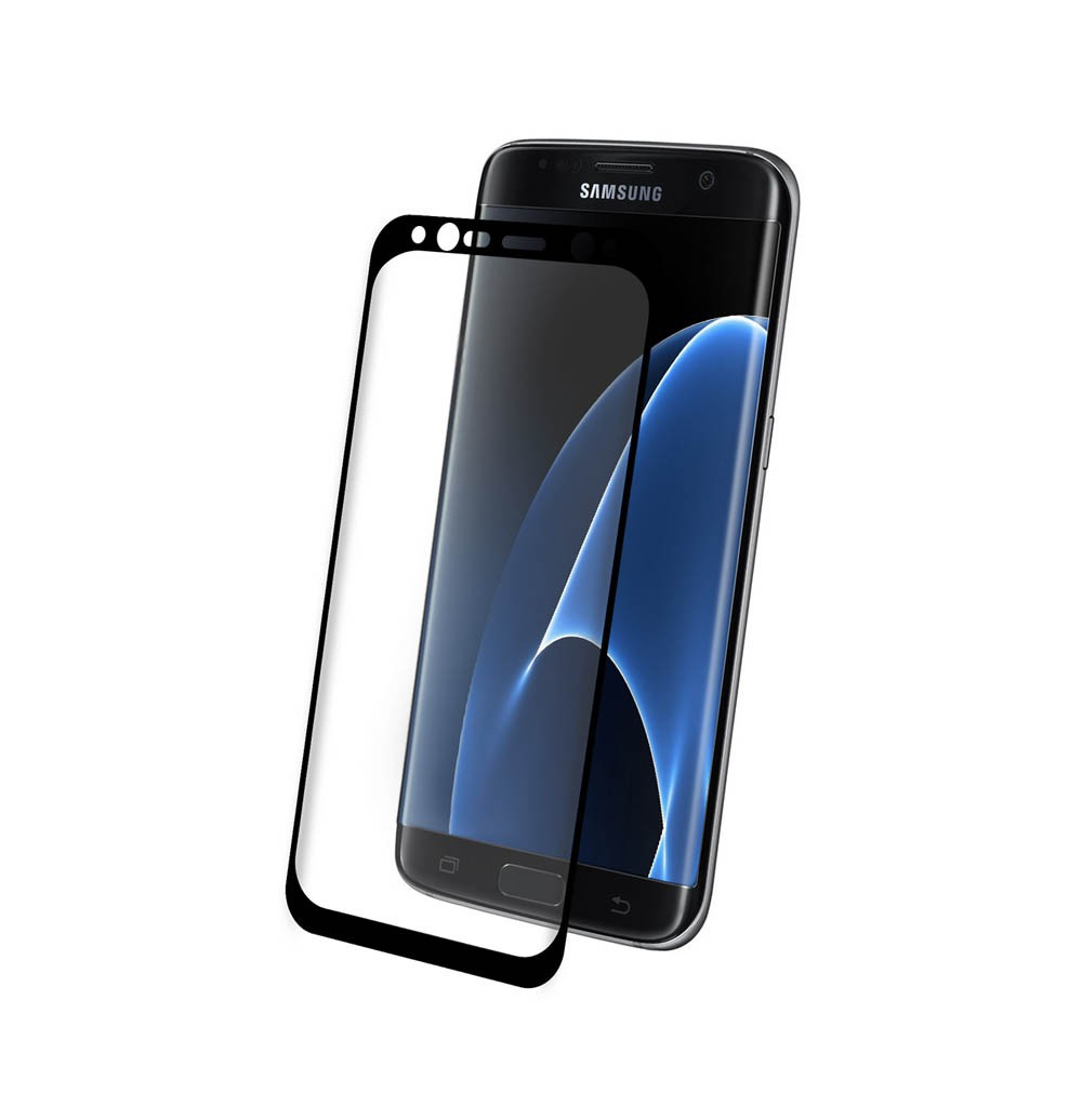 CURVED GLASS TEMPERED PROTECTINON FOR SAMSUNG S8 PLUS