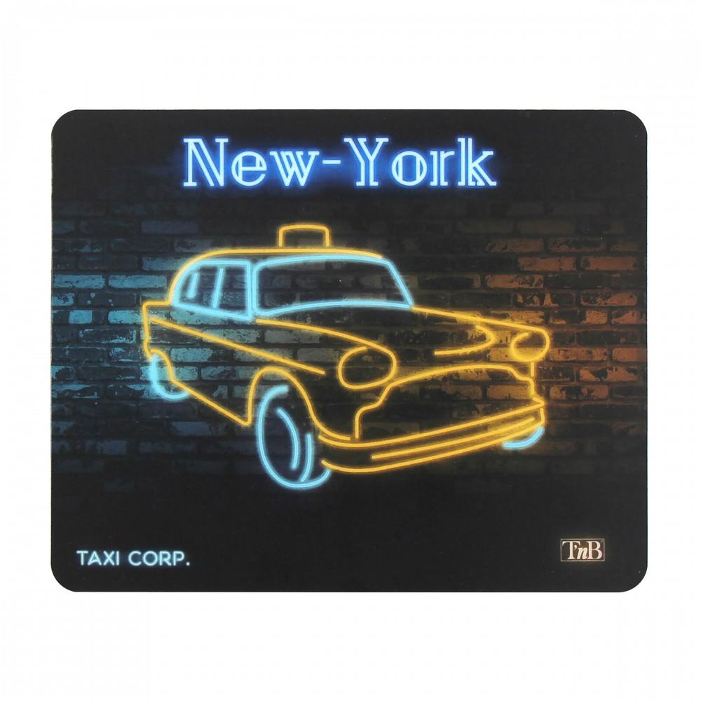TAPIS SOURIS NEON NEW YORK