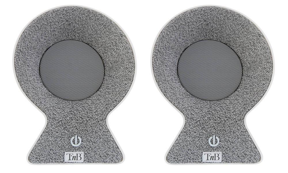 ICONIQ PACK 2 HP TWS 5W
