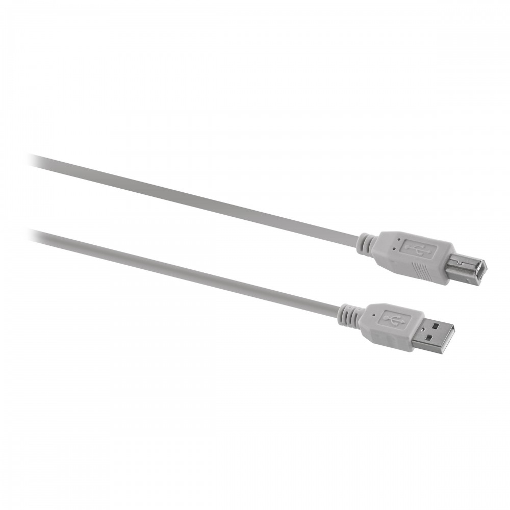 CABLE 2.0 USB-A M/USB-B M 3M