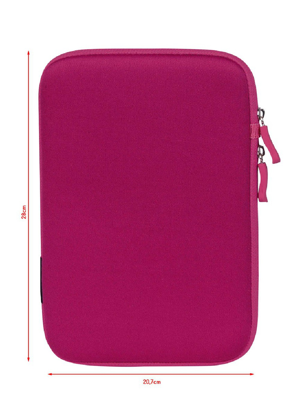 "SLIM COLORS-10"" SLEEVE- PINK"
