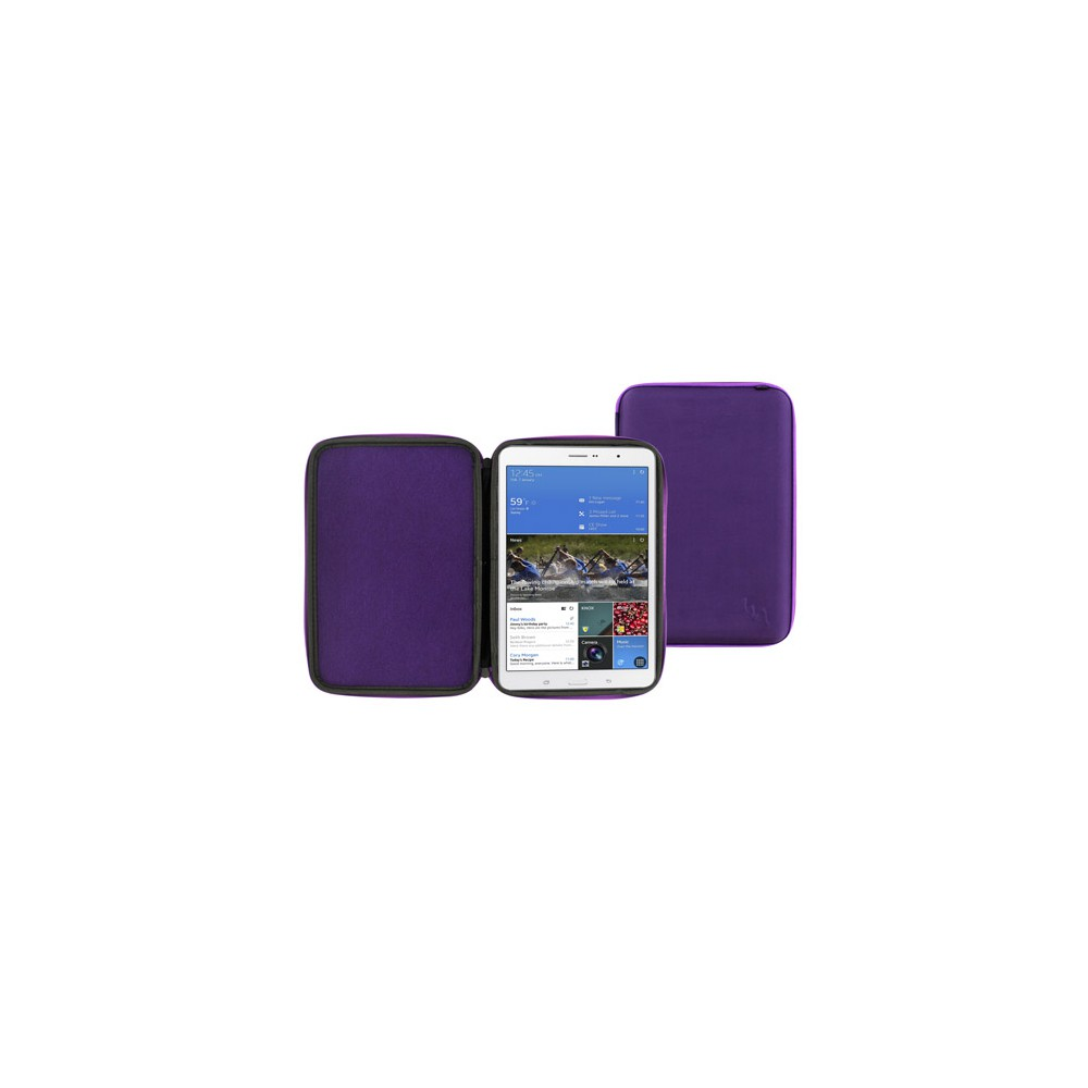 "SUBLIM-10"" PURPLE TABLET CASE"
