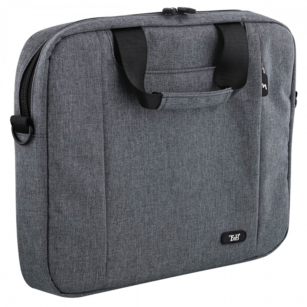 CORE-SACOCHE LAPTOP 14'' GRIS