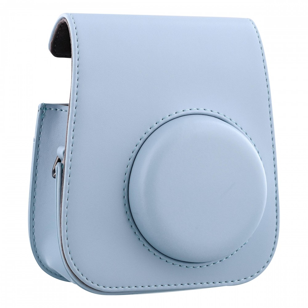 LENSY-INSTAX MINI 11 CASE BLUE
