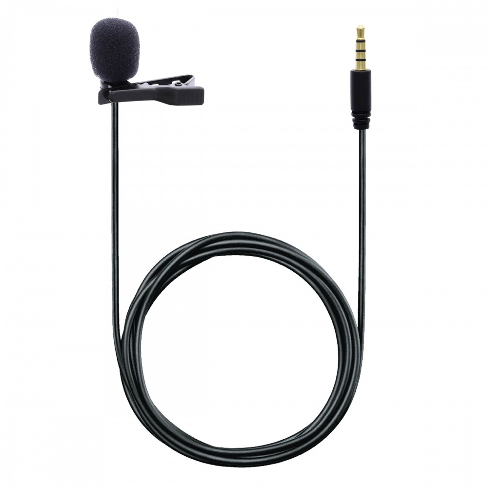 IN-PACK OF 2 JACK LAPEL MICROPHONE