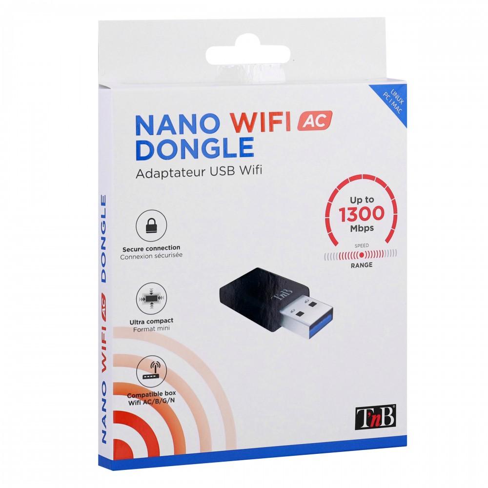 WIFI USB KEY AC 1300MBPS